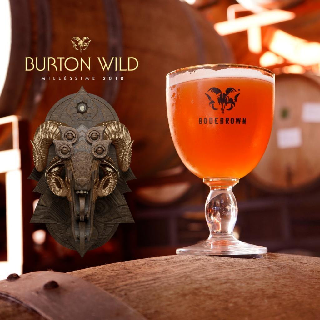 Drive thru da Bodebrown terá nova cerveja envelhecida em madeira neste fim de semana