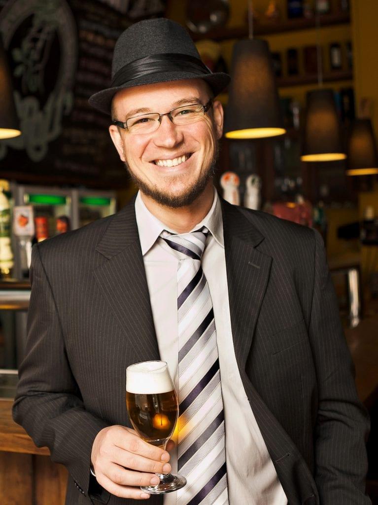 Luís Celso Jr. - Sommelier de cervejas
