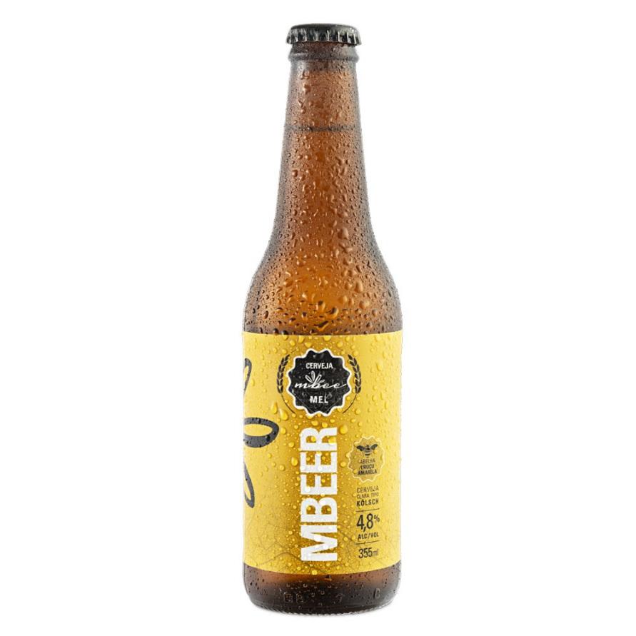 Mbee lança linha de cervejas com a Cervejaria Bragantina