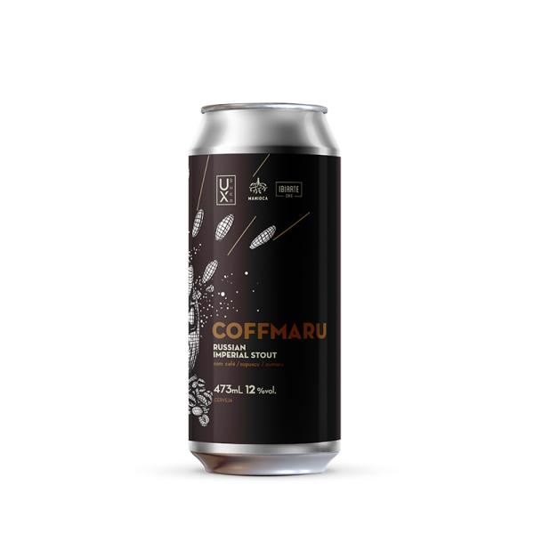 Cerveja Ux Brew Coffemaru